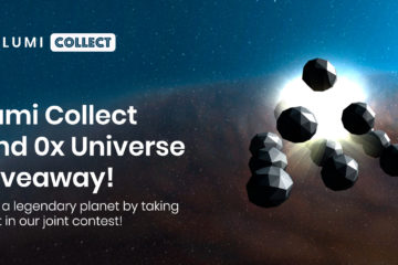 Partnership with 0xUniverse and Legendary Planet Giveaway