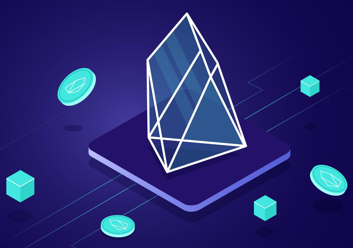 eosio blockchain by lumi wallet