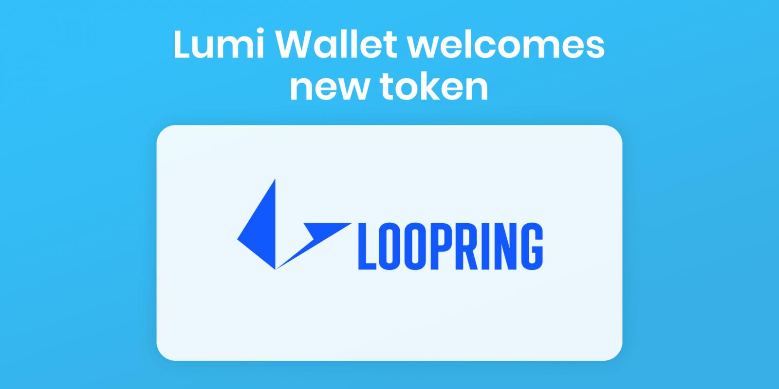 LRC Lumi Wallet