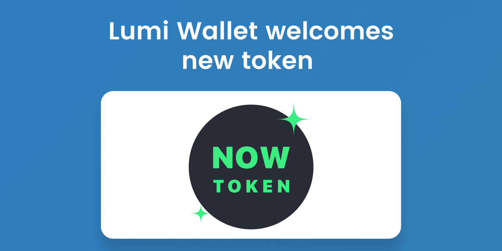 ChangeNOW and Lumi Wallet