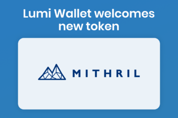 MITH in Lumi Wallet