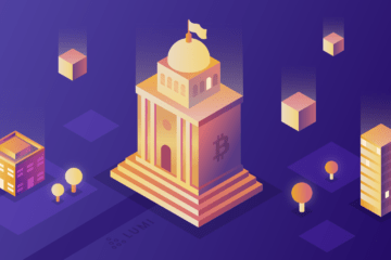 Crypto states by Lumi Wallet