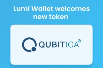 QBIT token in Lumi Wallet