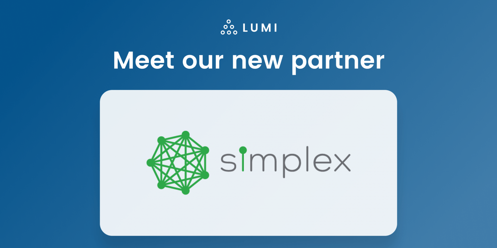 buy crypto with usd with simplex in lumi wallet