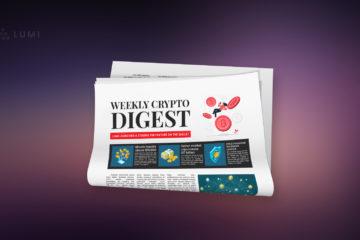 Crypto News Weekly Digest: 31 October - 6 November