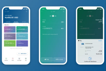 Buy Crypto with Apple Pay on iOS in Lumi Wallet