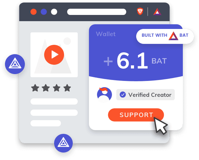 What is Basic Attention Token and how to earn BAT in Brave Browser?